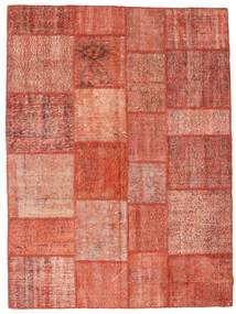 Patchwork Rug 171X230 Authentic  Modern Handknotted Light Brown/Brown (Wool, Turkey)