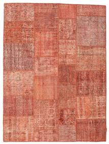 Patchwork Rug 172X231 Authentic  Modern Handknotted Light Brown/Light Pink (Wool, Turkey)