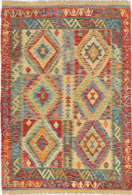 Tapis Kilim Afghan Old style ABCT398