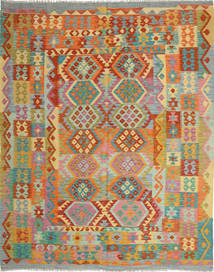 Kilim Afghan Old style carpet ABCT374