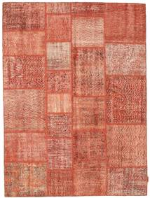 Patchwork Rug 170X231 Authentic  Modern Handknotted Light Brown/Light Pink (Wool, Turkey)
