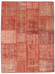 Patchwork Rug 171X230 Authentic  Modern Handknotted Light Brown/Brown/Light Pink (Wool, Turkey)