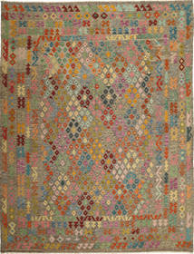 Kilim Afghan Old style carpet ABCT559