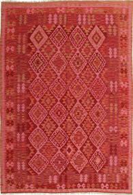 Kelim Afghan Old style teppe ABCT375