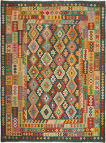 Kilim Afghan Old style carpet ABCT529