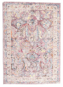 Tamayo - Purple Rug 140X200 Modern Beige/Light Pink/Dark Beige ( Turkey)