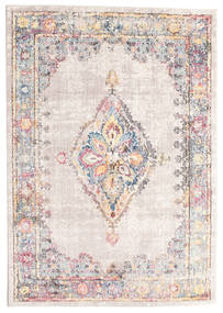 Cornelia - Light Rug 140X200 Modern White/Creme/Dark Beige ( Turkey)