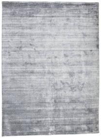 Bamboo Silkki Loom - Denim Sininen Matto 160X230 Moderni Vaaleanharmaa/Vaaleansininen ( Intia)
