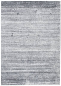 Bamboo silk Loom - Denim Blue rug CVD15253