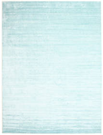 Bamboo silk Loom - Light Blue carpet CVD15260
