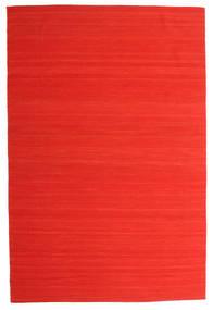 Kelim Loom - Rust_Red matta CVD14900