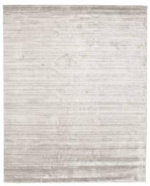 Bamboe zijde Loom - Licht Grijs / Beige tapijt CVD15228
