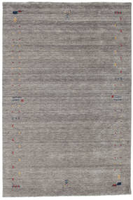 Gabbeh Loom Frame - Grey Rug 190X290 Modern Light Grey/Dark Grey (Wool, India)