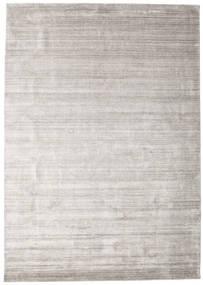 Bambus Seide Loom - Hell grau / Beige Teppich CVD15221