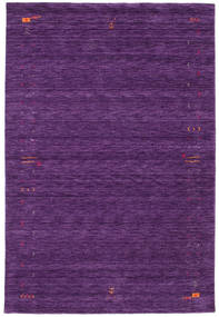 Gabbeh Loom Frame - Purple Rug 190X290 Modern Dark Purple (Wool, India)
