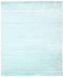 Bambu silke Loom - Ljusblå matta CVD15265