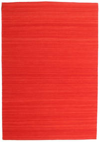 Tapis Kilim Loom - Rust_Red CVD14901