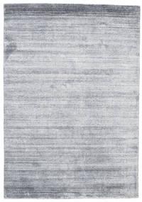 Bambus Seide Loom - Denim Blau Teppich CVD15256