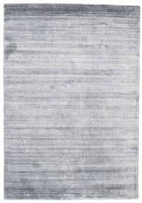 Tappeto Bambù di seta Loom - Denim Blu CVD15256