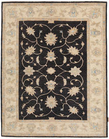 Ziegler Rug 149X194 Authentic  Oriental Handknotted Beige/Black (Wool, Pakistan)