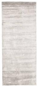 Bambu silkki Loom - Vaalea Harmaa / Beige-matto CVD15234