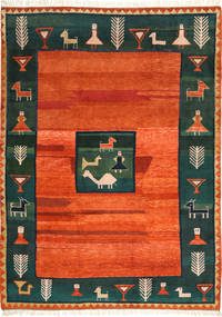 Gabbeh Indiaas tapijt XEA892