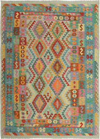 Kilim Afghan Old style carpet ABCT408