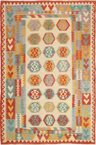 Kelim Afghan Old style tapijt ABCT453