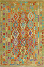 Kelim Afghan Old style tapijt ABCT461
