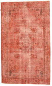 Colored Vintage Tapis 167X277 Moderne Fait Main Rose Clair/Orange (Laine, Turquie)