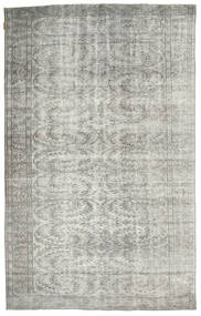 Colored Vintage Rug 178X281 Authentic  Modern Handknotted Light Grey/Dark Grey (Wool, Turkey)