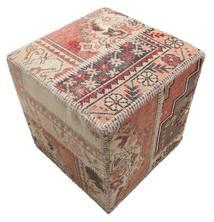 パッチワーク stool ottoman 絨毯 BHKW55