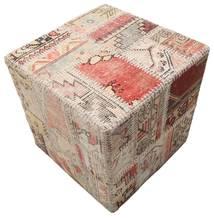 パッチワーク stool ottoman 絨毯 BHKW57