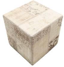 Patchwork stool ottoman matta BHKW67