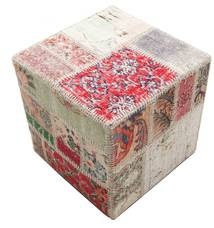 Tapete Patchwork stool ottoman BHKW69