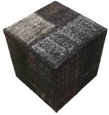 Tapis Patchwork stool ottoman BHKW80