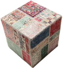 Tapis Patchwork stool ottoman BHKW89