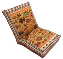Tappeto Kilim sitting cushion RZZZI55