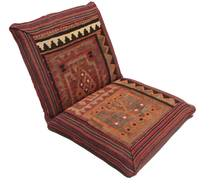Dywan Kilim sitting cushion RZZZL23