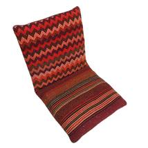 Tapis Kilim sitting cushion RZZZL61