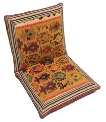 Dywan Kilim sitting cushion RZZZL69