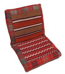 Tappeto Kilim sitting cushion RZZZL86