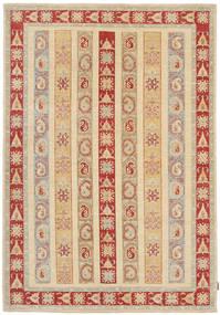 Ziegler Rug 168X239 Authentic  Oriental Handknotted Light Brown/Dark Beige (Wool, Pakistan)