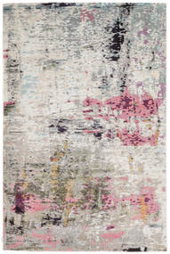 Valermo Rug 200X300 Modern Light Grey/Dark Brown ( Turkey)