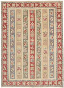 Ziegler 絨毯 169X231 オリエンタル 手織り 薄茶色/暗めのベージュ色の (ウール, パキスタン)