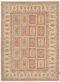 Ziegler 絨毯 170X230 オリエンタル 手織り 薄茶色/暗めのベージュ色の (ウール, パキスタン)