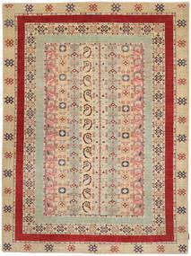 Ziegler Rug 211X283 Authentic  Oriental Handknotted (Wool, Pakistan)