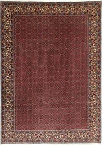 Bidjar Takab/Bukan Rug 208X300 Authentic  Oriental Handknotted Dark Red/Brown (Wool, Persia/Iran)