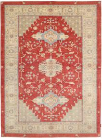 Ziegler Matto 214X299 Itämainen Käsinsolmittu Vaaleanruskea/Ruoste (Villa, Pakistan)