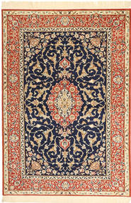 Dywan Isfahan jedwabna osnowa AHCA108
